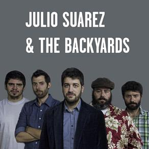 Julio Suárez & The Backyards