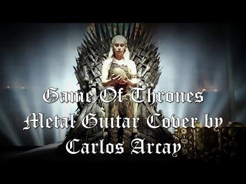 Game of Thrones - Guitar Metal Cover